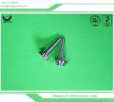 L'aluminium CNC Partie Partie blanchi de précision
