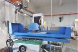 Kundenspezifisches anodisierensoem-Fluss-Stahl-Messing-Blech, das Teil darstellt