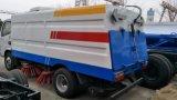 2.5 Straßen-Kehrmaschine 25000 des Bürgersteig-M3 Littles Ministraßen-ausgedehnter LKW-Preis-Ministraßen-Kehrmaschine-LKW