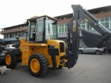 XCMG Wz30-25 3ton 4WD 중국 New Backhoe Loader Price