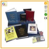 Impresión barata del libro obligatorio del Hardcover del precio de la buena calidad