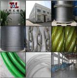 Cuerda de alambre de acero inoxidable 12mm