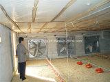 De dak Opgezette Ventilators van de Uitlaat van de Ventilatie As Commerciële