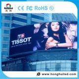 La publicité P10 plein écran à affichage LED de couleur pour l'étape