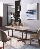 Moderne Hauptbett-Raum-Möbel-Holz-Möbel