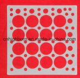 産業陶磁器のための高温微晶質のアルミナの陶磁器シート