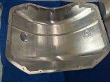5 оси ЧПУ обработки алюминиевых деталей для вертолета камер