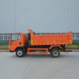 Camion à la benne basculante 4X2 chaud du tigre V de la vente FAW