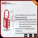 Elecpopulaの安全小さい非導電ナイロンロックアウト掛け金ロック(EP-8313D)