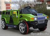 Grande giro dei capretti del modello H6 del Hummer sull'automobile elettrica del giocattolo