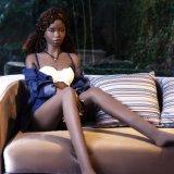 Boneca 2017 quente do sexo do brinquedo do amor da menina de África da fábrica para o macho