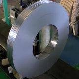 321 Bande en acier inoxydable résistant pour tuyau ondulé
