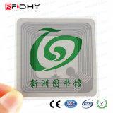Legível e gravável inlays RFID de PVC para biblioteca