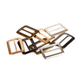 핸드백 (HS0006)가 의복을%s 최신 판매 금속 아연 합금 센터 바 버클 Pin 벨트 죔쇠에 의하여 구두를 신긴다