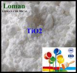 Het hoge Dioxyde Manufauturer van het Titanium van de Bleekheid TiO2