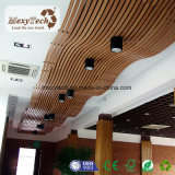 Soffitto di WPC sospeso legno reale leggero