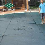Malla de alta calidad de las cubiertas de piscina de invierno se puede caminar sobre