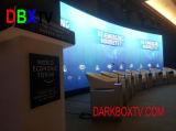 P4 HD SMD LED広告スクリーンの屋内LED表示