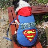 De nouveaux vêtements de chien d'hiver chaud manteau PET pour les grandes chiots