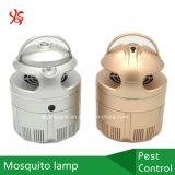 Contrôle rechargeable professionnel de moustique de trappe de lumière UV