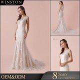 Berufschina-Fabrik-Import-Champagne-Hochzeits-Kleid