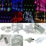 Светодиодный индикатор звезды Рождества освещение для дома