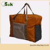 La moda lindo deportivo ligero Rolling Duffle viajes de fin de semana Tote bolsa de equipaje para viajar