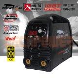 2in1 de tIG-Lift 230V 140A IGBT van MMA de Machine van het Booglassen van de Omschakelaar