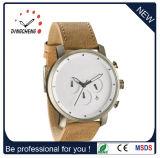 Personnaliser la montre imperméable à l'eau de Paypal de quartz d'hommes de sport de type de Mvmt de logo avec la glace de saphir (DC-1081)
