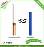 Pena descartável do cigarro 50puffs Thc Vape de Ocitytimes mini E