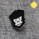 고품질 주문 금속은 던지기 포상에 의하여 새겨진 접어젖힌 옷깃 Pin를 정지한다