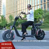 2018新しいデザインはセリウムと電池の電気スクーターモーター自転車を除去する