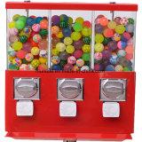 新しいビジネスフーセンガムキャンデーの弾力がある球の自動販売機の販売