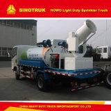 Sinotruk Cdw 4000 Liter Wasser-Sprenger-Becken-LKW-für die Gartenarbeit