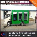 China preço de fábrica de Tratamento de Efluentes de esgoto veículo veículo de sucção