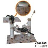 Moderner Katze-Baum, lustiges Katze-Spielzeug mit Kugel (YS77330)