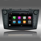 Timelesslong 인조 인간 7.1 S190 플래트홈 2DIN 차 /WiFi (TID-Q034)를 가진 Mazda 3에서 영상 라디오 DVD 플레이어