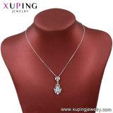 43296 de Halsband van de manier met de Kristallen van de Rode Kleur van Swarovski voor Vrouwen