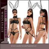 Les femmes adultes Halloween Cosplay Noël Lingerie sexy (8833)