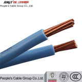 エナメルを塗られた電気銅線
