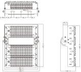 200W IP65 경기장 테니스 코트 점화를 위한 옥외 LED 플러드 빛