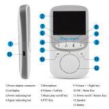 無線LCDの可聴周波ビデオ赤ん坊のモニタのラジオの乳母音楽カメラ