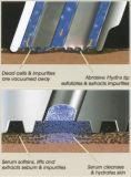 Limpeza profunda de água portátil pequena máquina Beleza Buble Facial