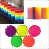 Farben pigmentieren und färbten Glimmerpulver für Seife