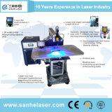 Fabrik setzen direkt für Preis YAG Laser-Schweißgerät für Metallkanal-Zeichen und Licht-Gerät fest
