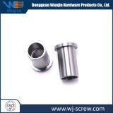 Präzisions-zylinderförmige hohle Gewinde CNC-Maschinen-Teile