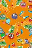 Sjaal/de Sjaals van de Zijde van het Af:drukken van de douane de Digitale Lange/Langwerpige voor Dames