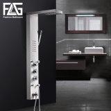 Espelho Flg escovado Fractius Nickle Banho ducha cascata de instrumentos