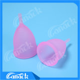 Medische Dame Menstrual Cup Ce Approved