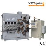 YFSpring Coilers C5120 - 5 оси диаметр провода 6,00 - 12,00 мм - машины со спиральной пружиной